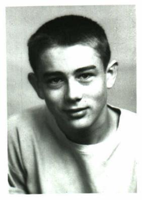 James Dean - Young Man