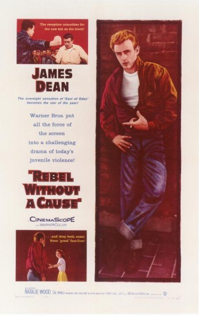 James Dean - Rebel without a...