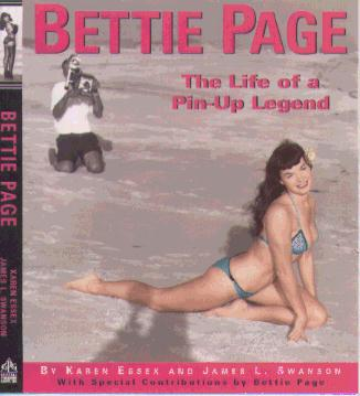 Bettie Page - Book