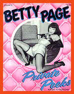 Bettie Page - Private Peeks