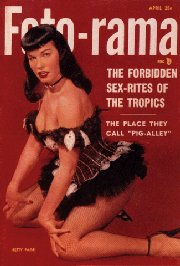Bettie Page - Foto-rama