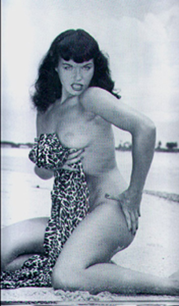 Bettie Page - Leo-Dress