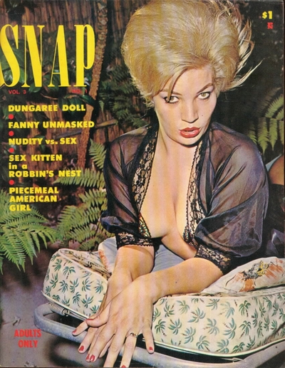 Pin Up Magazines - Snap