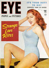 Pin Up Magazines - Eye