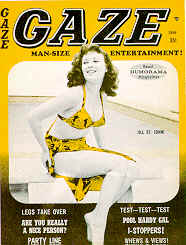 Pin Up Magazines - Gaze