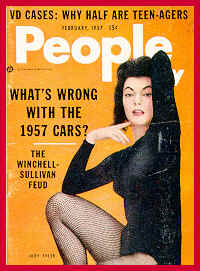 Pin Up Magazines - People
