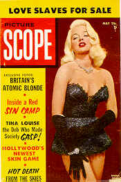 Pin Up Magazines - Scope