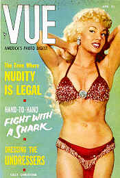 Pin Up Magazines - Vue