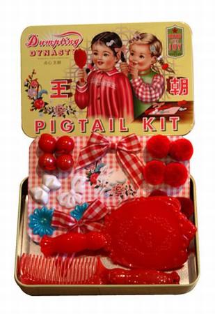 Haarschmuck Kit - Dumpling Dynasty