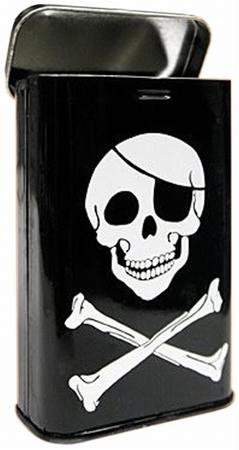 ZIGARETTENDOSE -  Piraten