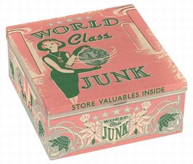 Blechbox World-Class Junk