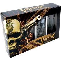 Schnapsglas 4er Pack - Bullet For My Valentine