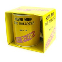 Tasse Sex Pistols - Never Mind the Bollocks