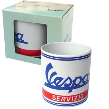 Vespa Tasse Logo - Servizio