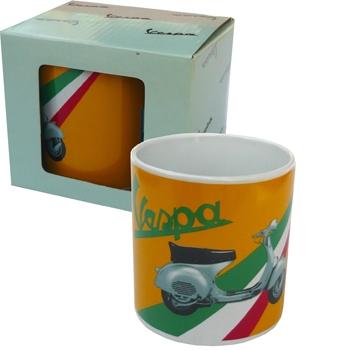 Vespa Tasse - Tricolore Italia