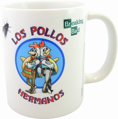 Breaking Bad Tasse Los Pollos Hermanos
