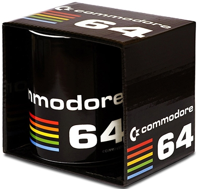 Commodore 64 Tasse