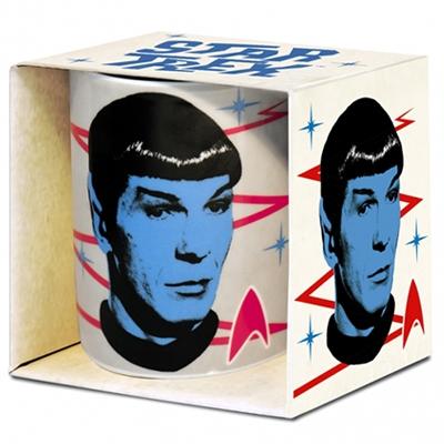 Star Trek Tasse Spock