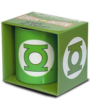 Tasse - Green Lantern - Logo