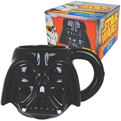 Tasse mit geprägtem Logo - Star Wars Darth Vader