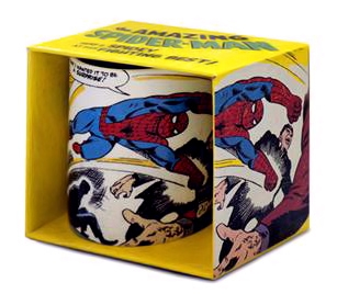 Tasse - Spider-Man - Fighting