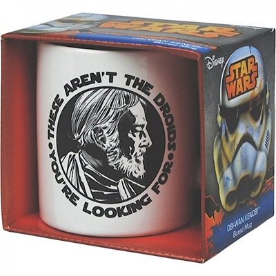 Tasse -  Star Wars - These aren't the Droids