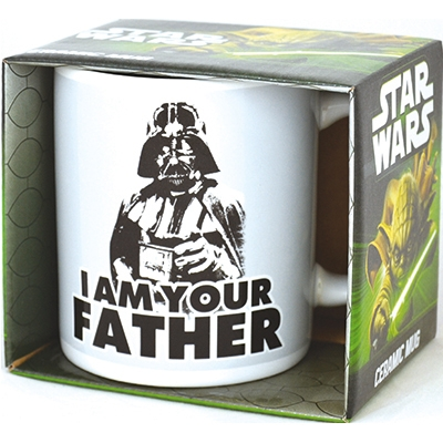 Tasse - Star Wars - Darth Vader I Am Your Father