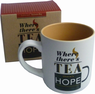 Tasse - Where there is tea