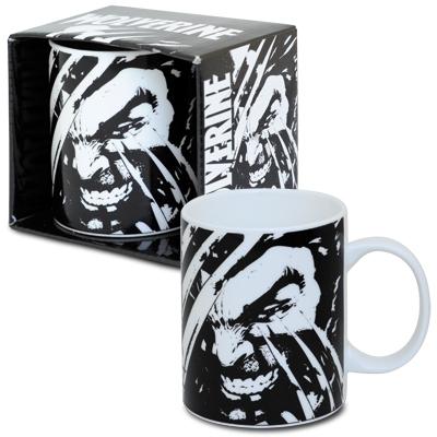 Wolverine Tasse Marvel