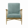 FLOATING ARMCHAIR ZAG CELADON
