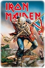 Blechschild - Iron Maiden