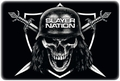 Blechschild - Slayer Nation