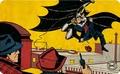 FRÜHSTÜCKSBRETTCHEN - BATMAN - DC COMICS