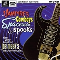 VARIOUS ARTISTS - VAMPIRES COWBOYS SPACEMEN AND SPOOKS