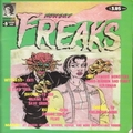 HUNGRY FREAKS - ISSUE NUMBER 3