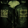 1 x VARIOUS ARTISTS - EASTSIDE MOVERS AND RHINE VALLEY GROOVERS