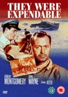 THEY WERE EXPENDABLE (DVD)