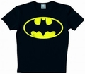 LOGOSHIRT - BATMAN - LOGO - SHIRT