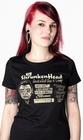 2 x THE SHRUNKEN HEAD GIRL SHIRT