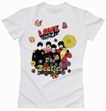 1 x BEATLES GIRL SHIRT - LOVE