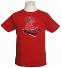1 x DEPHECT - EXPLOSIVE BEATS - SHIRT - RED