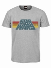x STAR WARS T-SHIRT VINTAGE LOGO 1977