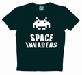 1 x LOGOSHIRT - SPACE INVADERS - SHIRT