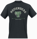 BREAKING BAD T-SHIRT HEISENBERG UNIVERSITY