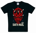 KIDS SHIRT DARTH MAUL - STAR WARS KINDER SHIRT