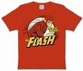 1 x KIDS-SHIRT - DC - FLASH THE FASTEST MAN ALIVE