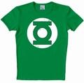 2 x LOGOSHIRT - DC GREEN LANTERN LOGO SHIRT - GREEN
