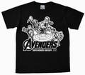 Logoshirt - Marvel Avenger - Heroes
