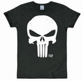 1 x PUNISHER SHIRT MARVEL - LOGOSHIRT