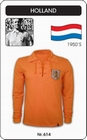 Holland Retro Trikot